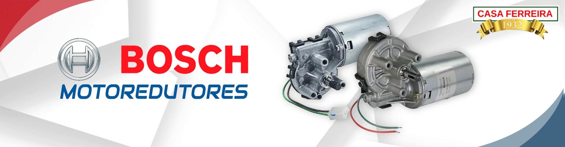 Motoredutores Bosch