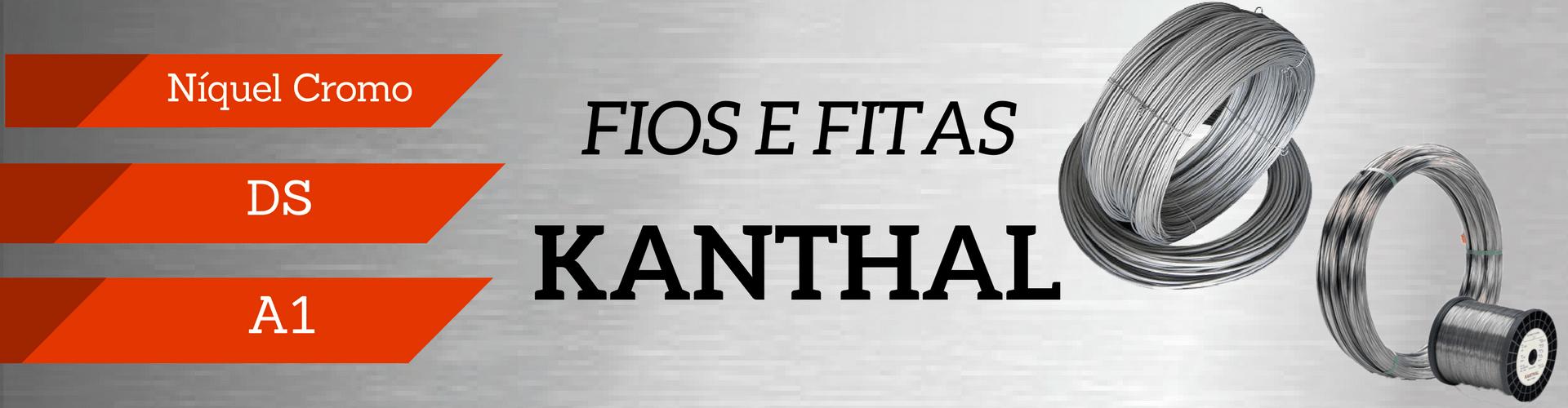 Fios e Fitas Kanthal