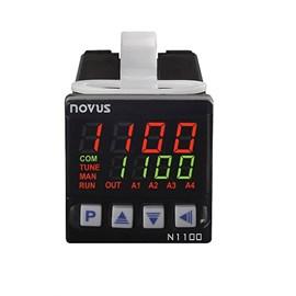 CONTROLADOR DE PROCESSOS NOVUS N1100 USB 100 A 240 VAC 8110200120