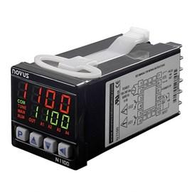 CONTROLADOR DE PROCESSOS NOVUS N1100 USB RS485 100 A 240 VAC 8110200210