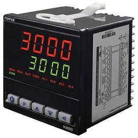 Controlador De Processos Novus N3000 Usb 8300200130