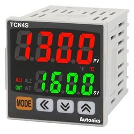 CONTROLADOR DE TEMPERATURA AUTONICS  TCN4S-24R 2R 1P/1R