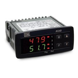 CONTROLADOR DE TEMPERATURA COEL K32P HCORRR  100 A 240VCA