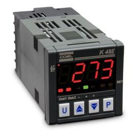 CONTROLADOR DE TEMPERATURA COEL K48E HCRR RR 100 A 240VCA