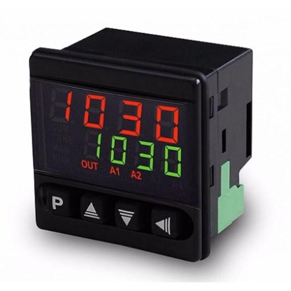 CONTROLADOR DE TEMPERATURA NOVUS N1030 PR  J K T PT-100 100 A 240 VAC 8103000002