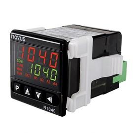 CONTROLADOR DE TEMPERATURA NOVUS N1040-PR USB J K PT-100 USB  100 A 240 VAC 8104210000