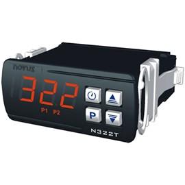 Controlador De Temperatura Novus N322T Ntc Incluso 80322T3022