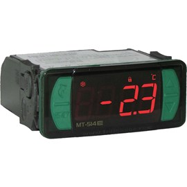 CONTROLADOR FULL GAUGE MT514E COM BUZZER E 1 SENSOR NTC 110/220 VAC