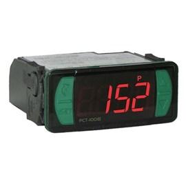 CONTROLADOR FULL GAUGE PCT-100E PRESSOSTATO COM HORÍMETRO 110/220VAC