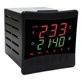CONTROLADOR FULL GAUGE TO711B PARA FORNOS COM TEMPORIZADOR  85 A 265 VAC