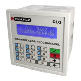 CONTROLADOR LÓGICO PROGRAMÁVEL THOLZ CLG535R P458