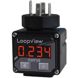 Indicador Novus De Transmissao De Corrente Loopview-I 8817000100