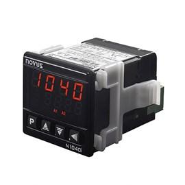 INDICADOR NOVUS N1040I-RA USB 1R + RT 4-20MA 100 A 240 VAC 8104220300
