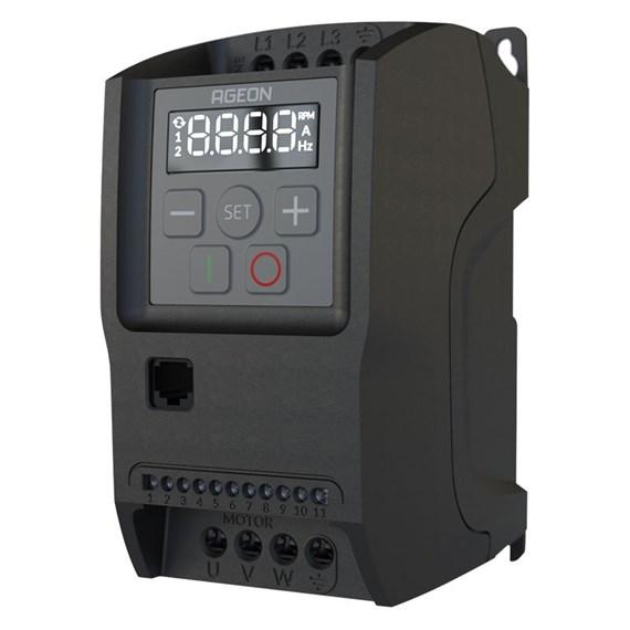 Inversor de Frequência Ageon  1/2 cv AGD Drive Pro XF2-05-P2