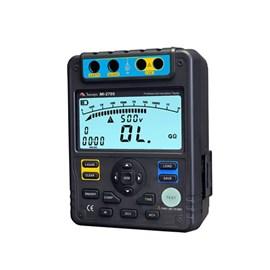 MEGÔMETRO DIGITAL MINIPA MI-2705 5KV CAT III 600V USB