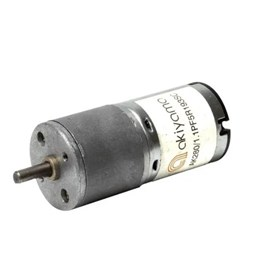 MICROMOTOR NEOYAMA DC COM REDUÇÃO AK280/1.1PF5R193SC 5VDC 193RPM