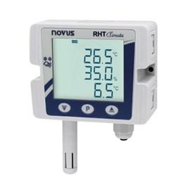 Transmissor Rht Climate -Dm-Usb-485-Lcd-250mm Haste Inox 8804121101